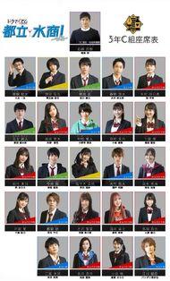 Toritsu Mizu Sho Reiwa TBS-MBS2019 Reparto
