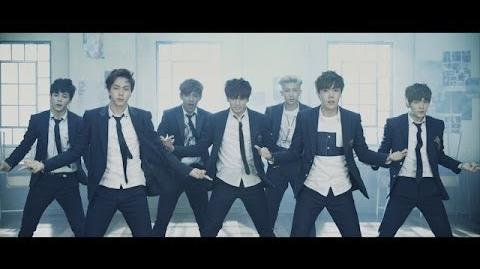 BTS - BOY IN LUV -Japanese Ver-