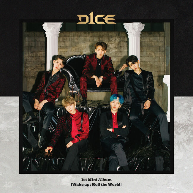 D1CE - Wake up Roll the World-CD