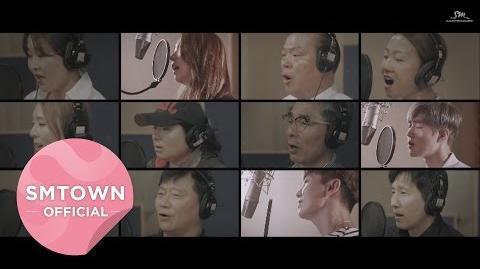 Leeteuk X Suho X Kassy X Cho Young Soo - My Hero