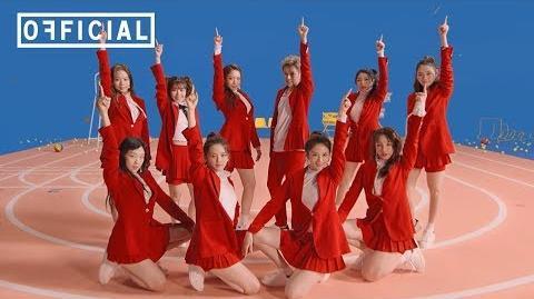 Rocket Girls 火箭少女101 - Born to Win 生而为赢 Official MV