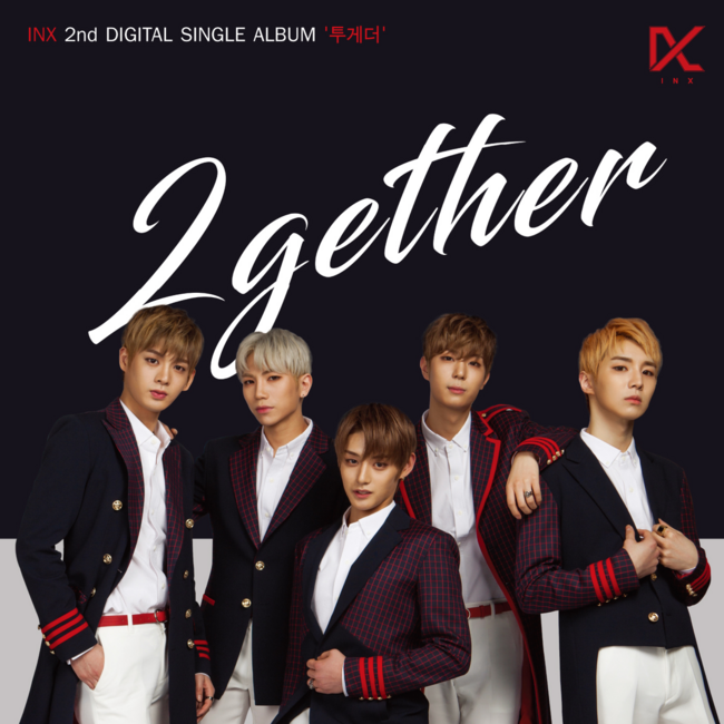 INX 2gether cover art