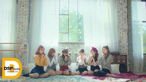 MV APRIL(에이프릴) - 손을 잡아줘 (Take My Hand) Music Video