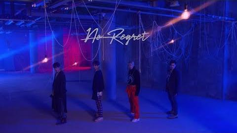 U-KISS 「No Regret」Dance Ver
