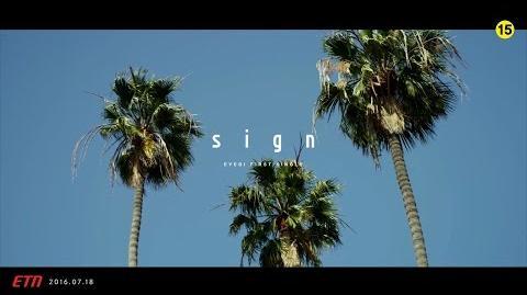 아이디(Eyedi) - Sign (Feat