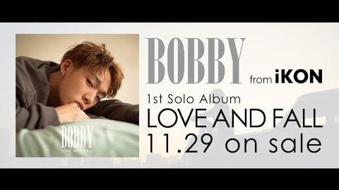BOBBY (from iKON) - RUNAWAY (Japanese Ver