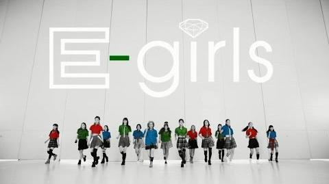 E-girls 制服ダンス ~おどるポンポコリン~-0