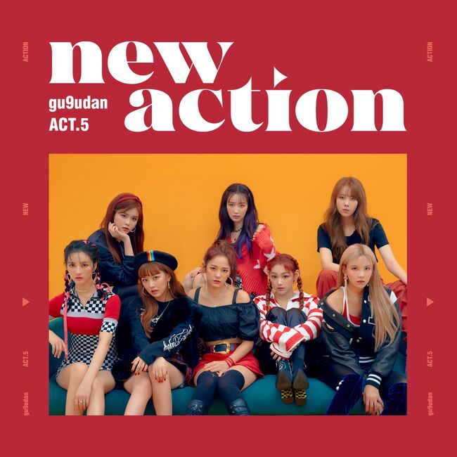 New Action Act.5 'gugudan'