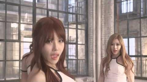 Pocket Girls - BBANG BBANG (Korean Version)