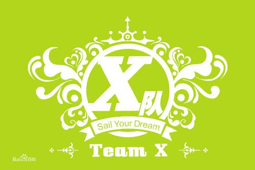 Snh48 team x logo