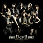 Girls Generation-Run Devil Run (CD Single)-Frontal