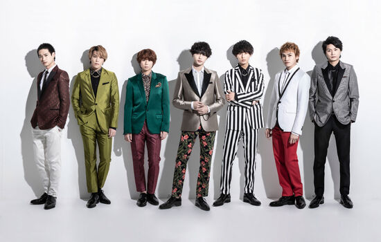 Kis-My-Ft2 - Hands Up