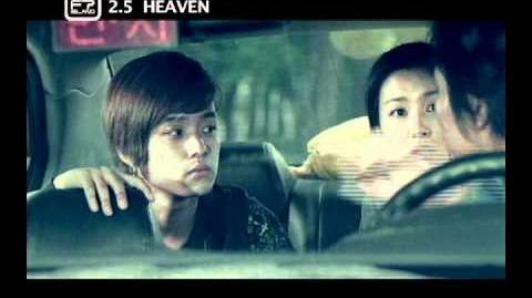 FTIsland Repackege Album Title song HEAVEN I love you ver2 Music video