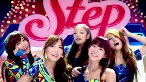 KARA - STEP (Close up Ver