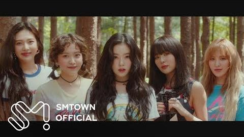Red Velvet ' Cookie Jar' MV