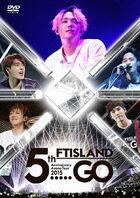 FTISLAND 5th Anniversary Arena Tour 2015 '5.....GO'
