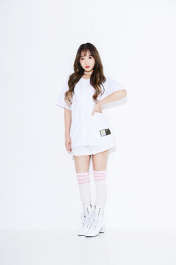 Kim Si Hyeon AQUA