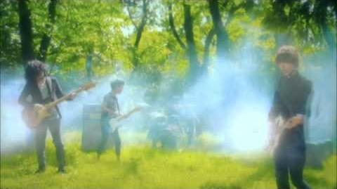 Cinema staff 「into the green」MV (major debut 1st E.P