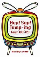 Hey! Say! Jump-ing Tour '08-'09 portada DVD