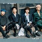 WINNER - LA LA-Single Japanese-CD