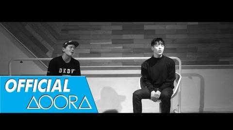 LIVE 아우라(AOORA) - 철이 안 들어서(FOOLS)(Feat