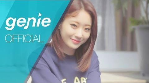 경리(나인뮤지스) GYEONG REE(9MUSES) & 최낙타 CHOI NAKTA - 봄봄 BomBom Official M V