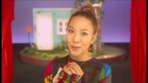 BoA - Kissing you
