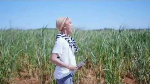 Park Jung Min - Summer Break MV (Korean Version)