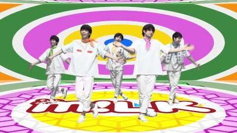 【M!LK】8月19日発売!2nd Single「反抗期アバンチュール 」MV EBiDANアミーゴ! ver .