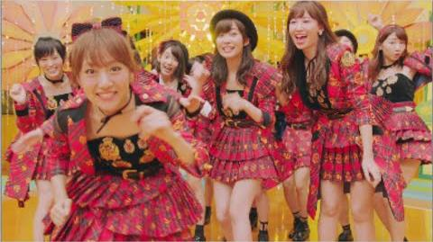 【MV full】 唇にBe My Baby AKB48 公式