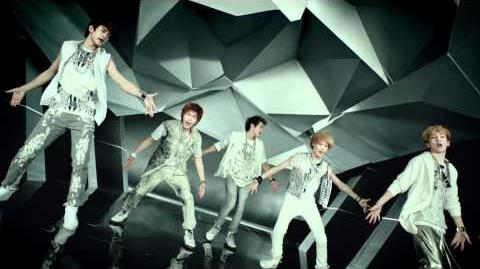 SHINee - LUCIFER (Japanese Ver)