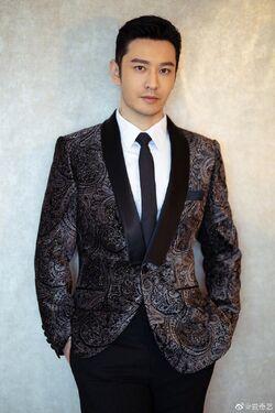 Huang Xiao Ming19