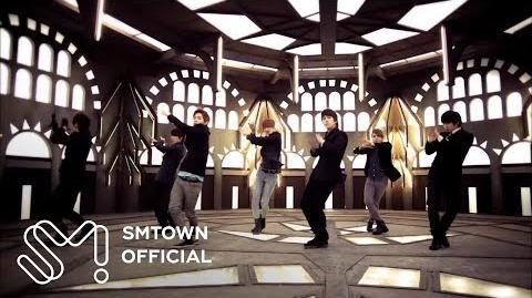 SUPER JUNIOR-M 슈퍼주니어-M '太完美 (태완미; Perfection)' MV Chinese Ver.