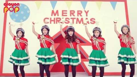 Crayon Pop - Lonely Christmas MV