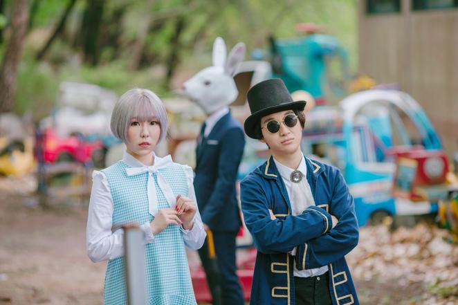 SEENROOT Seenroot's Wonderland promo photo