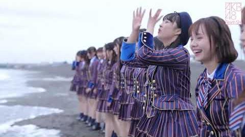 AKB48 Team SH首张实体专辑《初日》宣传短片