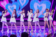 Apink at Mnet 'M Countdown'