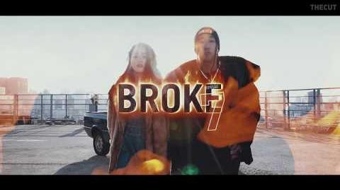 Ted Park - Broke (Official Music Video)