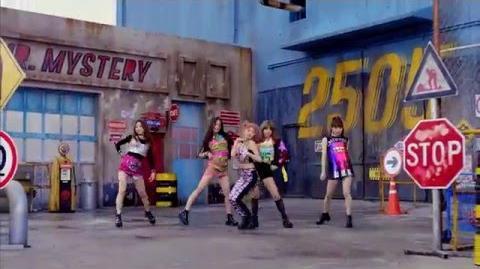 CHERRSEE 「Mystery」 Music Video Dance ver.