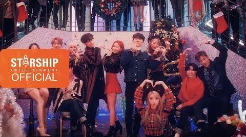 MV 스타쉽 플래닛(Starship Planet) 2018 - 벌써 크리스마스 (Christmas Time)