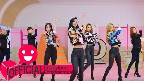 Dalshabet - Someone like U.