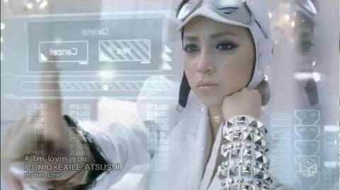 ICONIQ × EXILE ATSUSHI I'm lovin' you