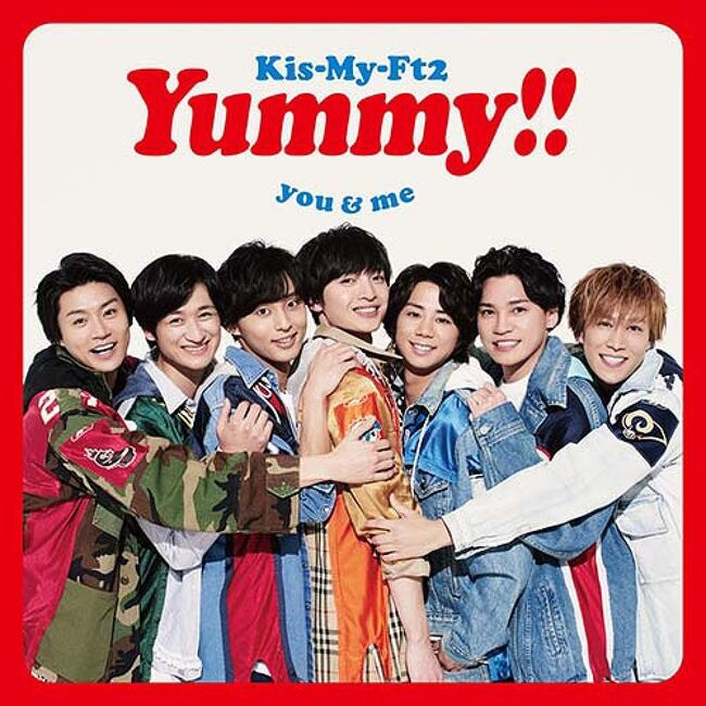 Kis-my-ft2 Yummy-CD