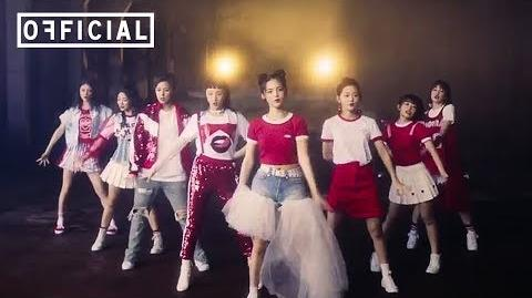 Rocket Girls (火箭少女101) - 撞 Official MV