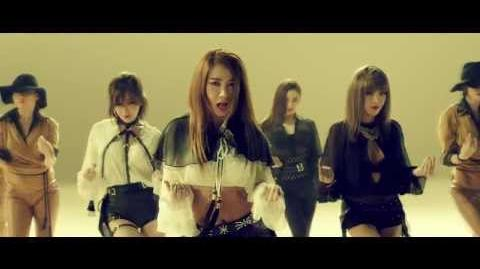 Brown Eyed Girls - Kill Bill (Dance ver)