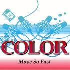 COLOR - Move So Fast-CD