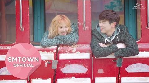 Eric Nam & Wendy - Spring Love