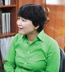 Kim Soo Jin Escritora