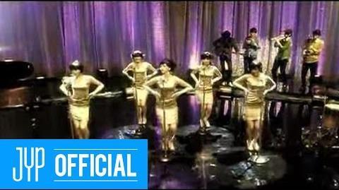 """Wonder Girls """"NOBODY (Kor"""