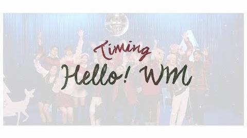 B1A4,오마이걸,온앤오프 (ONF) 타이밍(Timing)(MV)